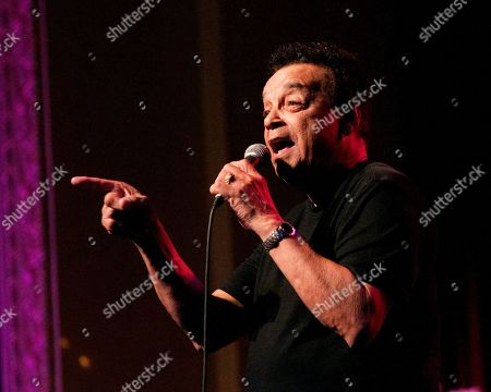 Editorial photo of Gary US Bonds in concert at Paramount Hudson Valley Theatre, Peekskill New York, USA - 21 Sep 2019