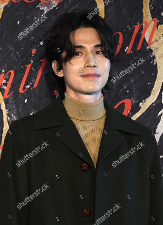 Stock Picture of Lee Dong-wook