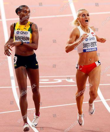 Editorial photo of Doha 2019 IAAF World Championships, Qatar - 02 Oct 2019