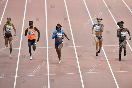 Editorial picture of Athletics Worlds, Doha, Qatar - 01 Oct 2019