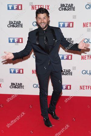 "Christophe Beaugrand attending ""Le Bazar de la Charite"" TF1 Serie premiere at the Grand Rex on September 30, 2019 in Paris, France.//03VULAURENT_20190930VU0380/1910010145/Credit:LAURENT VU/SIPA/1910010149"