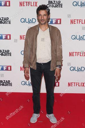 "Kamel Belghazi attending ""Le Bazar de la Charite"" TF1 Serie premiere at the Grand Rex on September 30, 2019 in Paris, France.//03VULAURENT_20190930VU0394/1910010147/Credit:LAURENT VU/SIPA/1910010149"