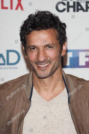 "Stock Photo of Kamel Belghazi attending ""Le Bazar de la Charite"" TF1 Serie premiere at the Grand Rex on September 30, 2019 in Paris, France.//03VULAURENT_20190930VU0395/1910010147/Credit:LAURENT VU/SIPA/1910010149"