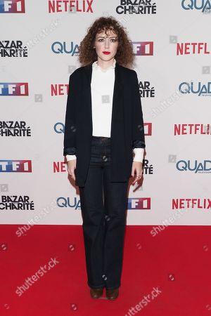 "Stock Picture of Blandine Bellavoir attending ""Le Bazar de la Charite"" TF1 Serie premiere at the Grand Rex on September 30, 2019 in Paris, France.//03VULAURENT_20190930VU0398/1910010147/Credit:LAURENT VU/SIPA/1910010149"
