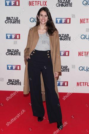 Editorial photo of 'Le Bazar de la Charite' TV show premiere, Paris, France - 30 Sep 2019
