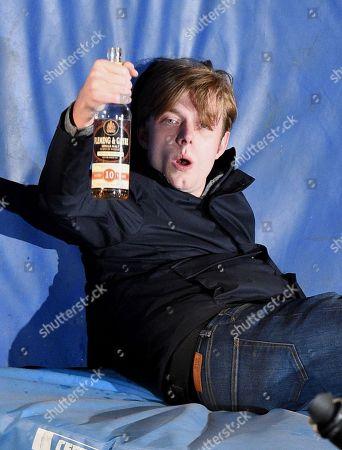 Stock Image of Rob Mallard plays Daniel Osbourne