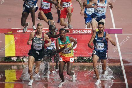 Editorial image of Doha, World Athletics Championships, 2019 IAAF Athletics - 01 Oct 2019