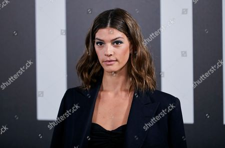 Editorial picture of Yves Saint Laurent 'Libre' presentation in Madrid, Spain - 30 Sep 2019
