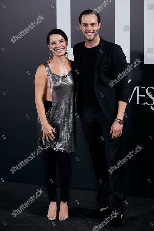 Soraya Arnelas and Miguel Angel Herrera