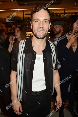 Stock Picture of Nick Blood