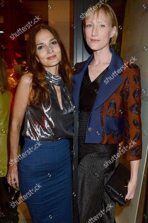 Yasmin Mills and Jade Parfitt