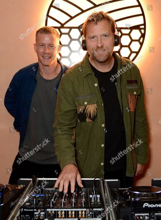 Editorial picture of Terra Terra restaurant launch party, London, UK - 01 Oct 2019