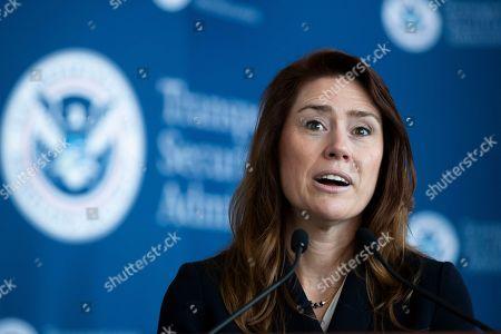 Editorial photo of Real ID, Washington, USA - 01 Oct 2019