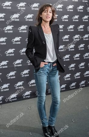 Stock Photo of Charlotte Gainsbourg