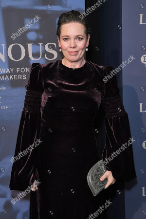Editorial image of Luminous BFI gala dinner and auction, London, UK - 01 Oct 2019