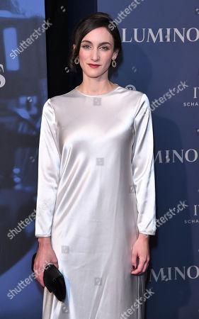 Editorial image of Luminous BFI gala dinner and auction, London, UK - 01 Oct 2019