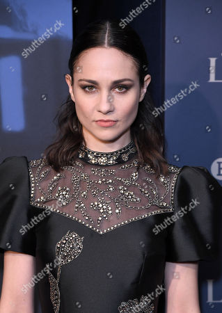 Stock Image of Tuppence Middleton