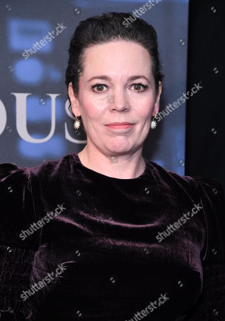Stock Picture of Olivia Colman