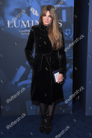 Editorial picture of Luminous BFI gala dinner and auction, London, UK - 01 Oct 2019