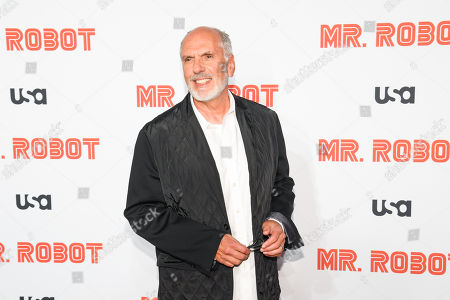Editorial photo of 'Mr. Robot' final season TV show premiere, Arrivals, Village East Cinema, New York, USA - 01 Oct 2019