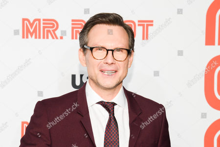 Stock Image of Christian Slater