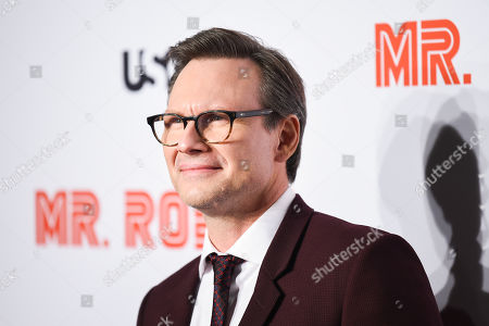 Editorial photo of 'Mr. Robot' final season TV show premiere, Arrivals, Village East Cinema, New York, USA - 01 Oct 2019