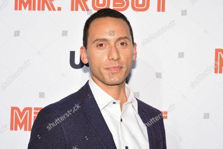 Editorial image of 'Mr. Robot' final season TV show premiere, Arrivals, Village East Cinema, New York, USA - 01 Oct 2019