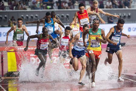 Editorial photo of Doha 2019 IAAF World Championships, Qatar - 01 Oct 2019