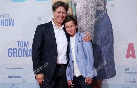 Editorial image of The German Lesson film premiere in Essen, Germany - 01 Oct 2019