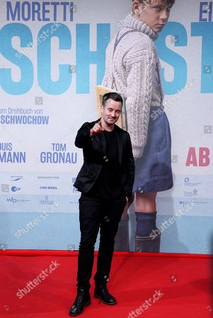 Christian Schwochow attends the premiere of 'Deutschstunde' (The German Lesson) at the Lichtburg Cinema in Essen, Germany, 01 October 2019.