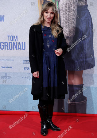 Sonja Richter attends the premiere of 'Deutschstunde' (The German Lesson) at the Lichtburg Cinema in Essen, Germany, 01 October 2019.