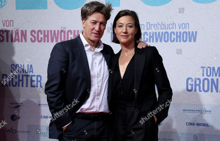 Editorial photo of The German Lesson film premiere in Essen, Germany - 01 Oct 2019