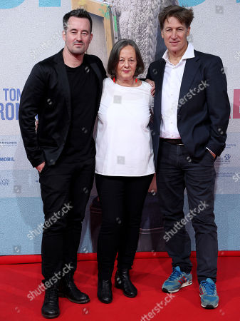 Editorial picture of The German Lesson film premiere in Essen, Germany - 01 Oct 2019