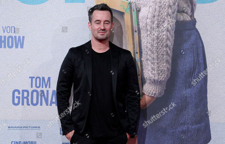 Stock Photo of Christian Schwochow attends the premiere of 'Deutschstunde' (The German Lesson) at the Lichtburg Cinema in Essen, Germany, 01 October 2019.