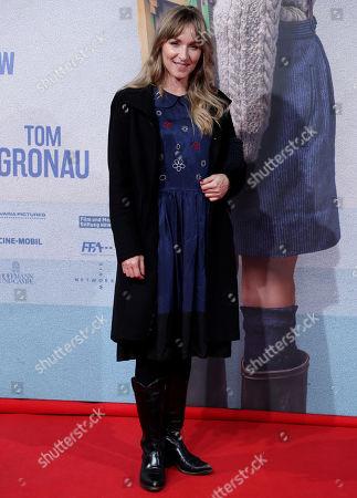 Stock Photo of Sonja Richter attends the premiere of 'Deutschstunde' (The German Lesson) at the Lichtburg Cinema in Essen, Germany, 01 October 2019.