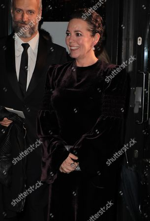 Editorial photo of Luminous BFI gala dinner and auction, London, UK - 01 Oct 2019