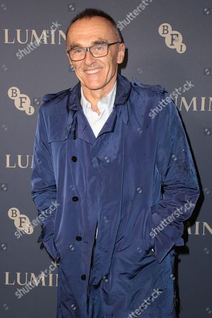 Stock Image of Danny Boyle