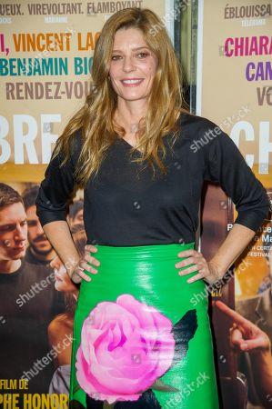 Editorial photo of 'Chambre 212' premiere at Le Grand Rex, Paris, France - 30 Sep 2019
