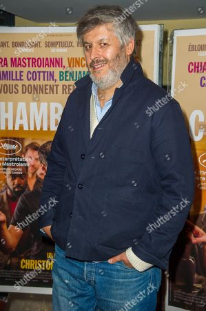 Stock Picture of Christophe Honore