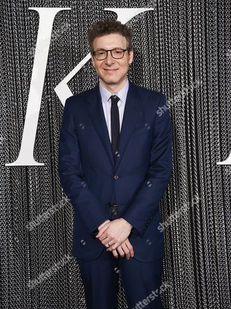 """Nicholas Britell attends the premiere of """"The King"""" at SVA Theatre, in New York"""