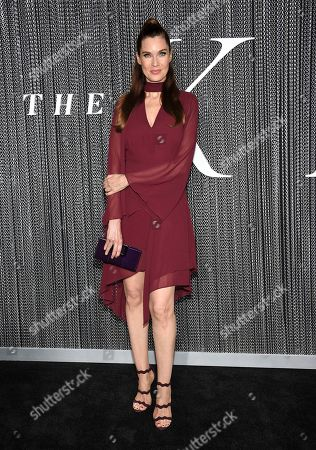 "Carol Alt attends the premiere of ""The King"" at SVA Theatre, in New York"