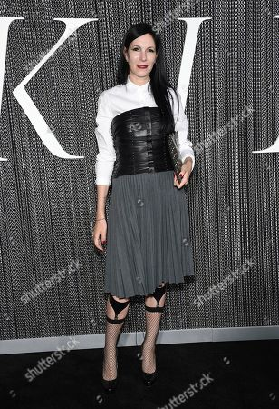 """Jill Kargman attends the premiere of """"The King"""" at SVA Theatre, in New York"""