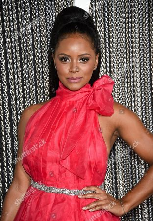 "Krystal Joy Brown attends the premiere of ""The King"" at SVA Theatre, in New York"