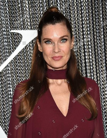 "Stock Image of Carol Alt attends the premiere of ""The King"" at SVA Theatre, in New York"
