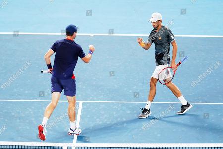 Editorial photo of Rakuten Open tennis tournament, Tokyo, Japan - 01 Oct 2019