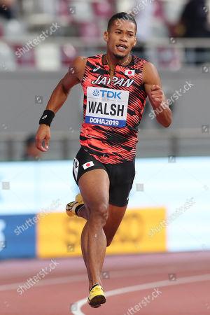 Julian Jrummi Walsh of Japan