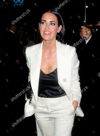 Stock Image of Kirsty Gallacher