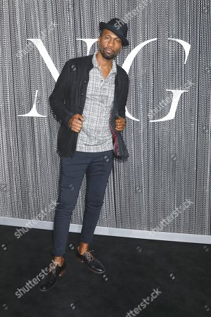 Editorial picture of 'The King' film premiere, Arrivals, SVA Theater, New York, USA - 01 Oct 2019
