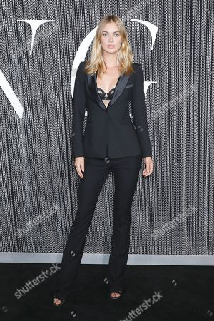 Editorial photo of 'The King' film premiere, Arrivals, SVA Theater, New York, USA - 01 Oct 2019