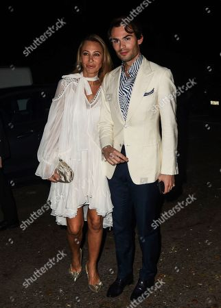 Mark-Francis Vandelli and guest
